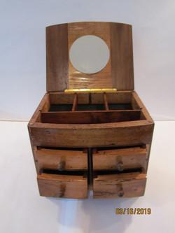 SOLD PB#244  Jewelry cabinet