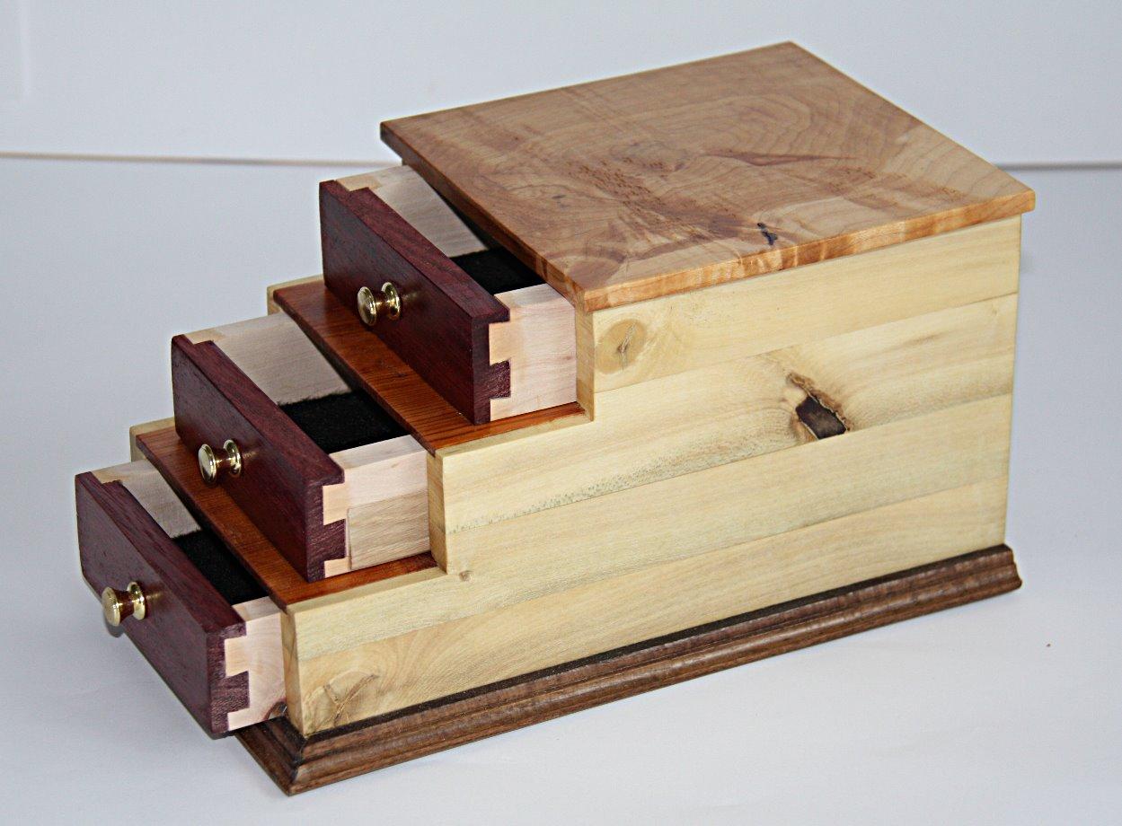 Jewelry Box $75 PB#6a