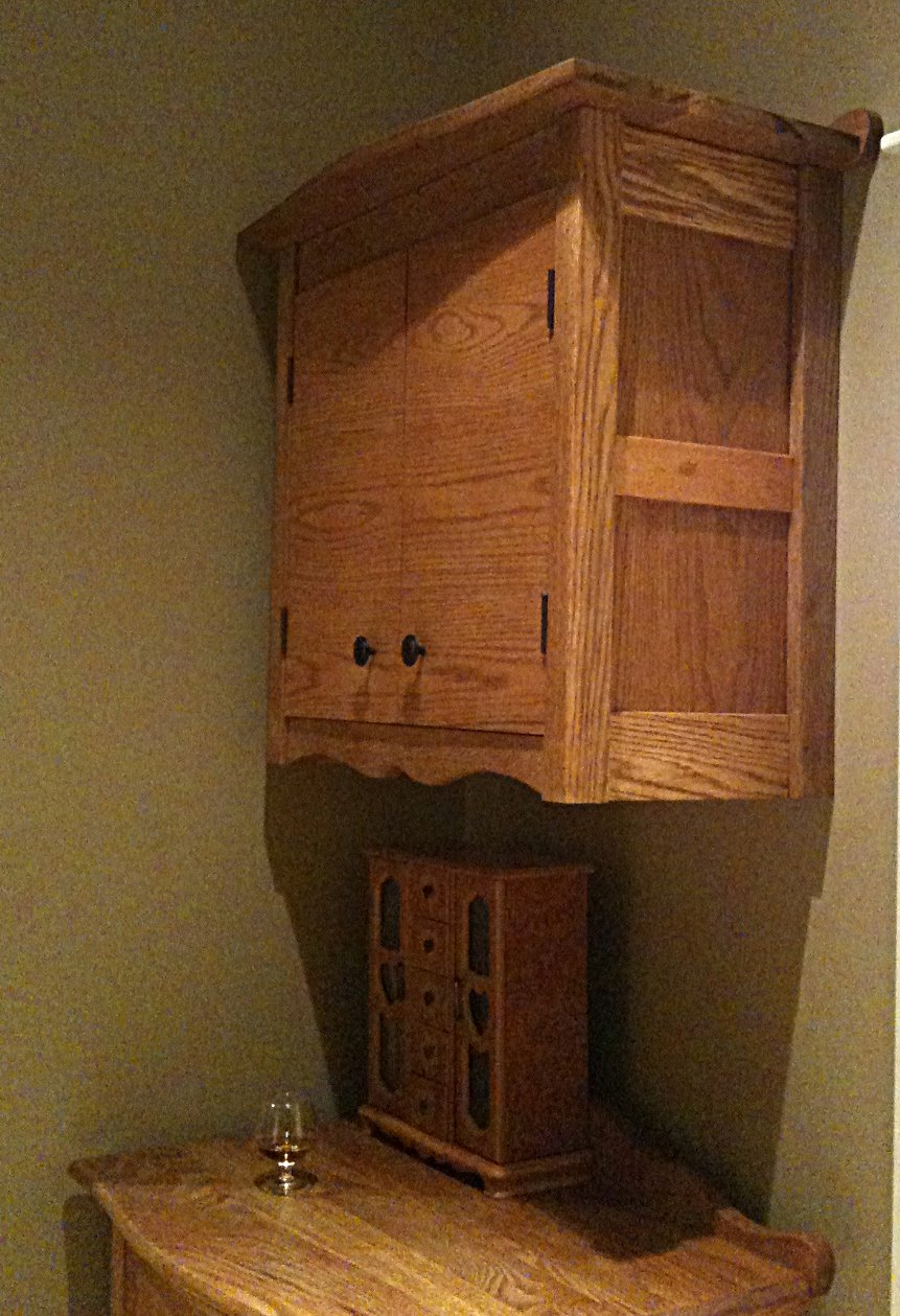 Cabinet for Marc