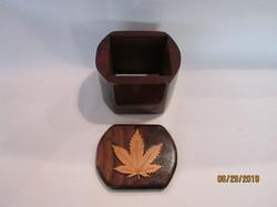 SOLD PB#248 Small Cannabis Box