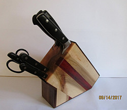 Knife Block Angular