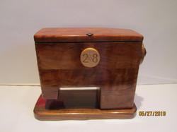 SOLD PB#245 Sewing Machine Urn