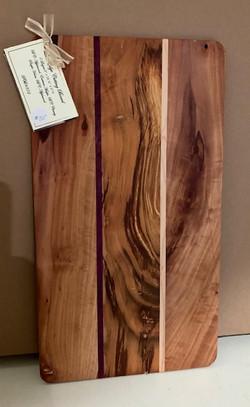 PB#372Cutting Board $35 5 Layers