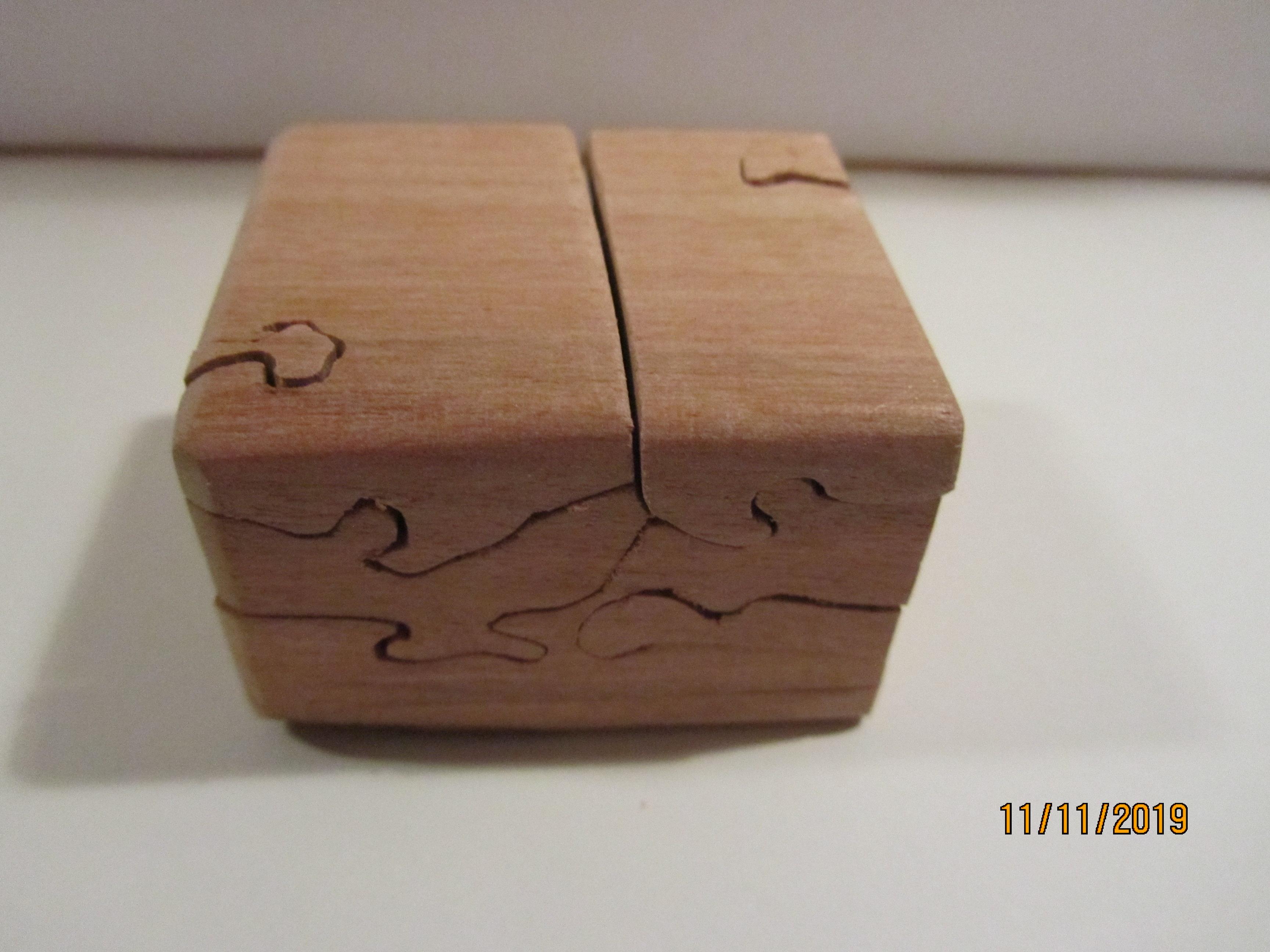 PB#269, a,b Teeny Puzzle $10