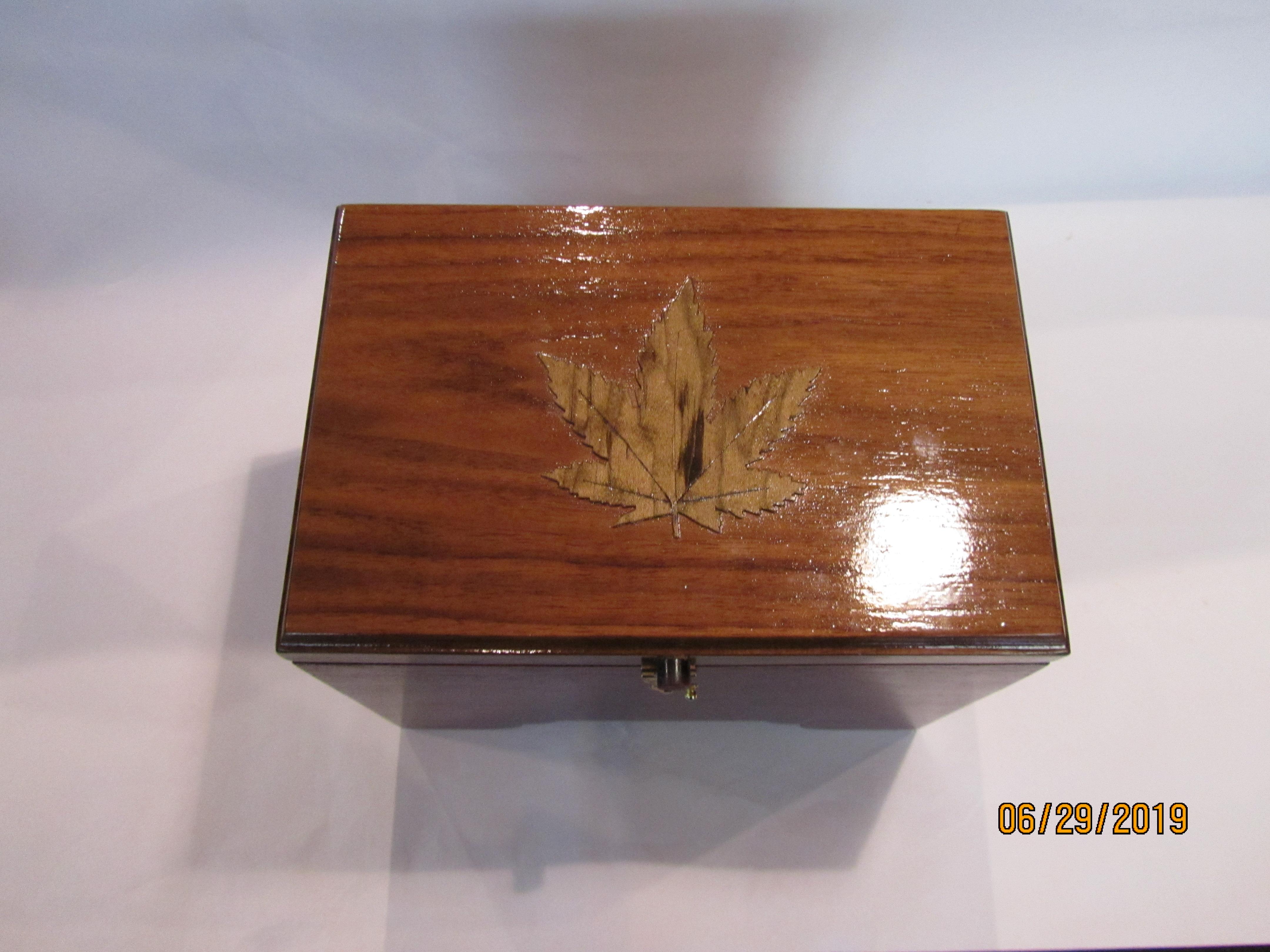 PB#247 Cannabis Case $160