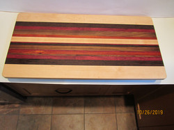 SOLD PB#261 Large Cutting Board $150