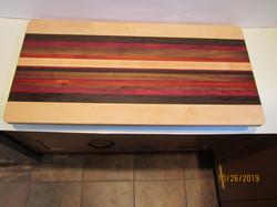 SOLD PB#261 Large Cutting Board $150