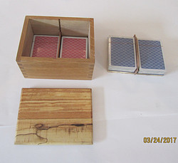 Playing cards Box 4 Decks