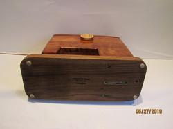 SOLD PB#245 Urn Sewing Machine