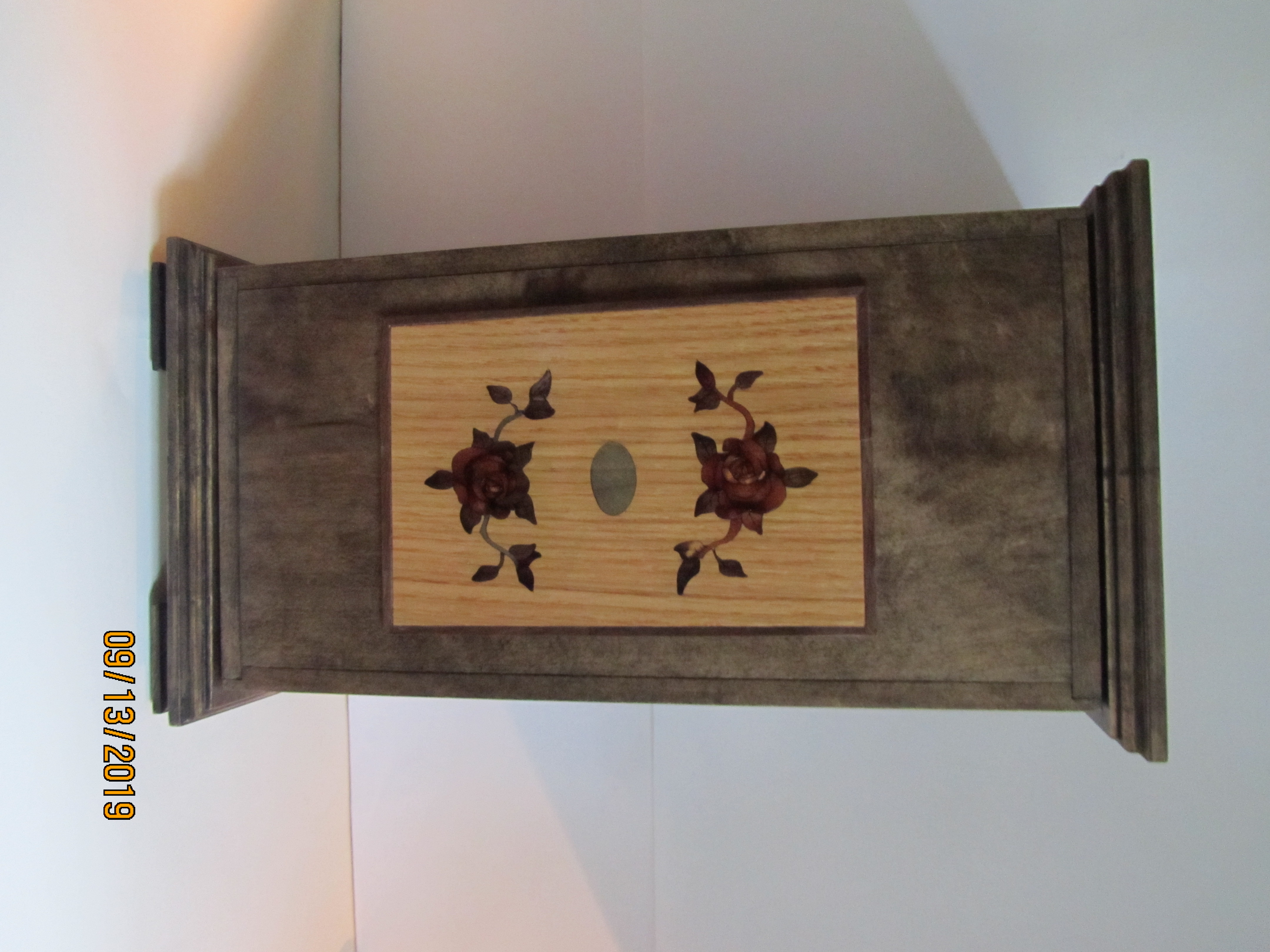 Jewelry Cabinet Vertical #5