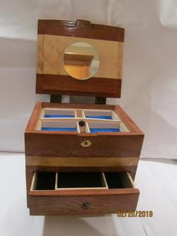 PB#218 Jewelry Case