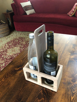 SOLD PB#309  Victoria Olive Oil Caddy 350ml/200ml $35