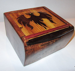 Phoenix Inlay Box PB#190