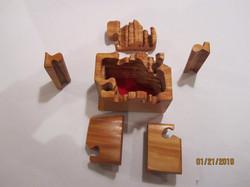 PB#223aPuzzle Box #2