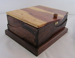SOLD Square Box