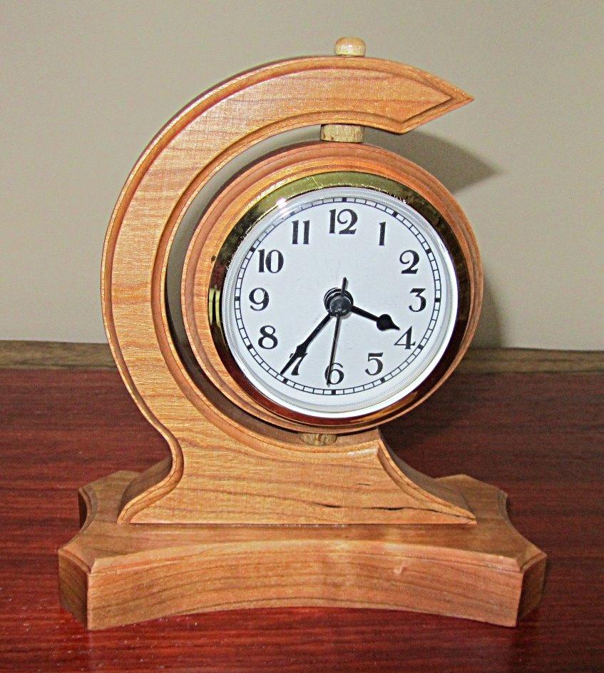 Table clock Pierre