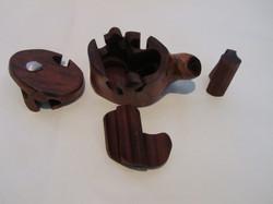 PB#292 Tea Pot-Shape Puzzle Box $40