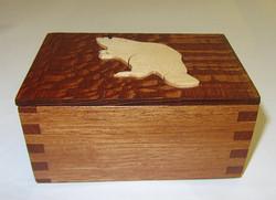 Beaver Inlay PB#199a