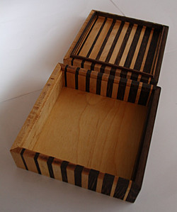 Zebra Box $30 PBW#42, PB#1