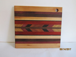Arrow Cutting Board