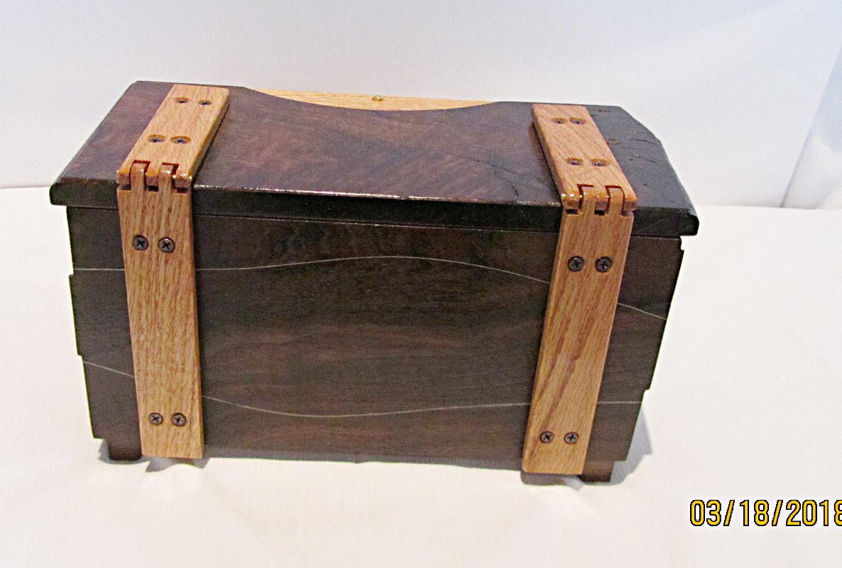 SOLD Wooden Hinges
