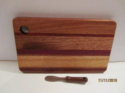 SOLD PB#272a Cheese Board $25