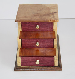 Jewelry Box (Horizontal)