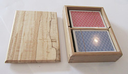 Double Playing cards Box