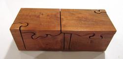SOLD PB#224b #3 Puzzle Box #3