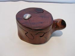 PB#292a Tea Pot-Shape Puzzle Box $40