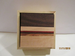 PB#274a 4 Coasters in a Box (BC Holl