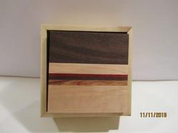 PB#274a 4 Coasters in a Box (BC Holl