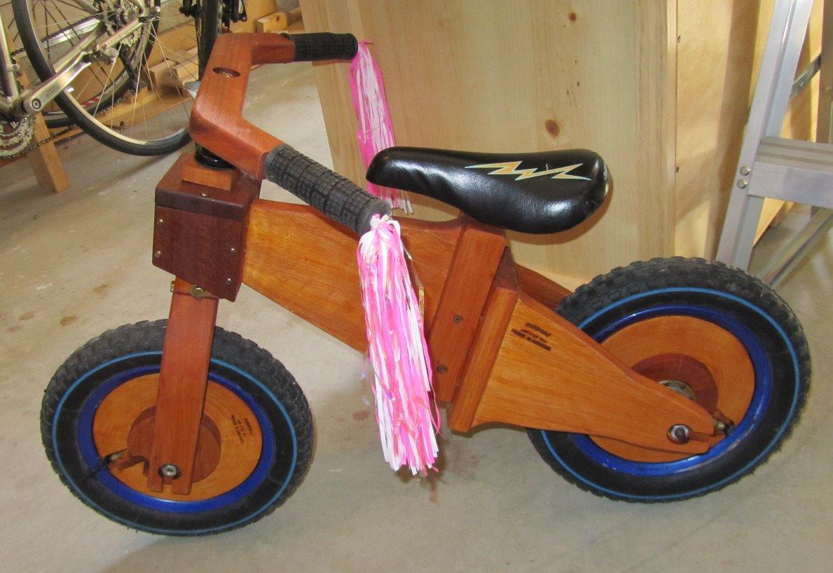Bike that broke