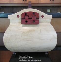 PB#115 Purse Box/Urn  $120