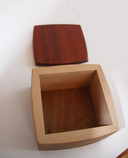 Bloodwood Top Box