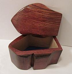 PB#29 Heart Box $20