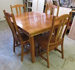 Dining room set for Nancy