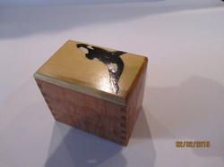 PB#231a Orca Whale Inlay #2 Box