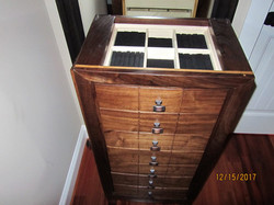 SOLD Jewelry Armoire