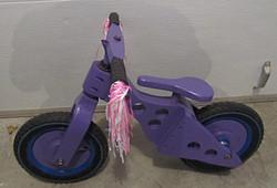 Ellie/Natalie's bike