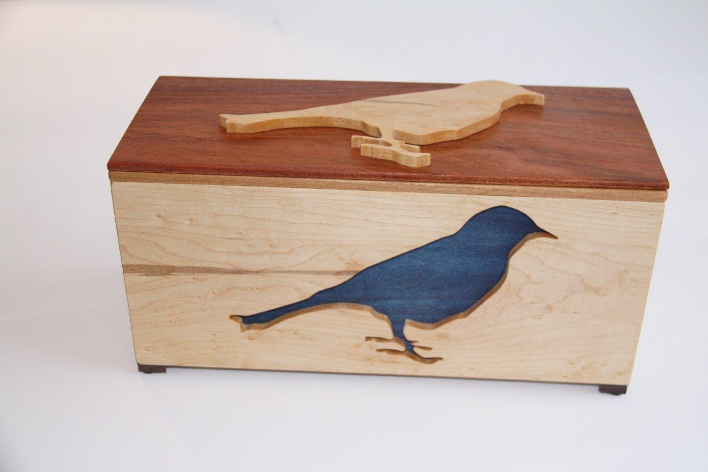SOLD Blue Bird