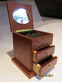 Jewelry Box PB#7 $75