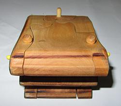 PB#152 Frog #2 Puzzle $40