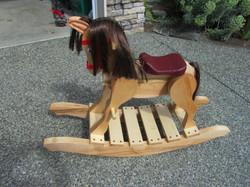Rocking horse for Ellie & Natalie