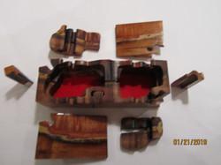 PB#224aMedium Puzzle Box #2