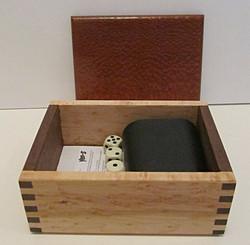 PB#21 Dice Game Box $40