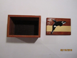 PB#231d Orca Whale Overlay #5 Box