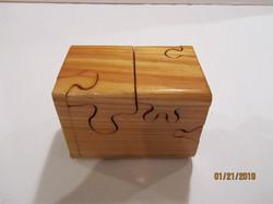 SOLD PB#223Puzzle Box #1