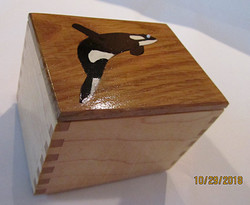 SOLD Orca Inlay PB#202a