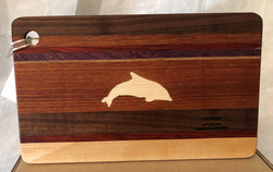 Cutting Board Dolphin Maple
